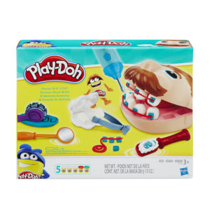 PLAY DOH VISITA AL DENTISTA
